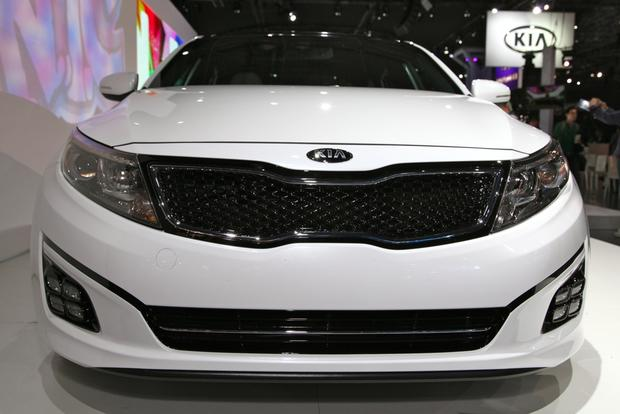 2014 Kia Optima: New York Auto Show featured image large thumb1