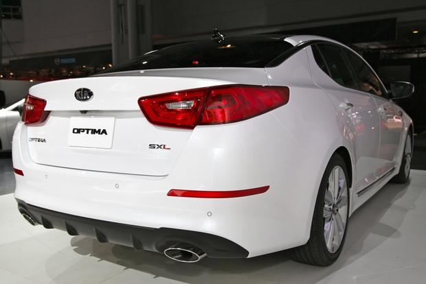 2014 Kia Optima: New York Auto Show featured image large thumb3