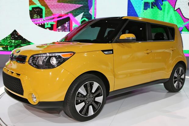 2014 kia soul new york auto show autotrader. Black Bedroom Furniture Sets. Home Design Ideas