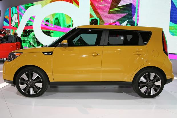 2014 Kia Soul: New York Auto Show featured image large thumb1
