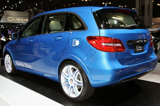 2014 Mercedes-Benz B-Class Electric Drive: New York Auto Show featured image large thumb5