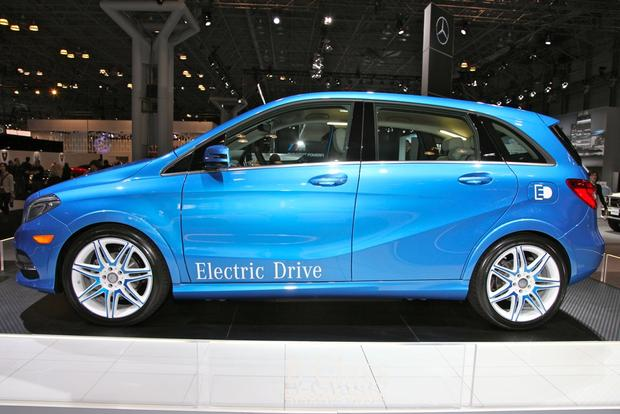 2014 Mercedes-Benz B-Class Electric Drive: New York Auto Show featured image large thumb6