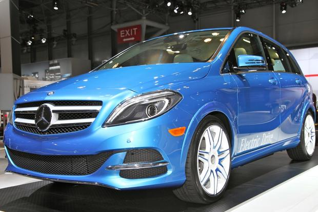 2014 Mercedes-Benz B-Class Electric Drive: New York Auto Show featured image large thumb7