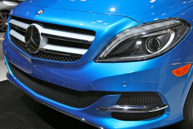 2014 Mercedes-Benz B-Class Electric Drive: New York Auto Show featured image large thumb8
