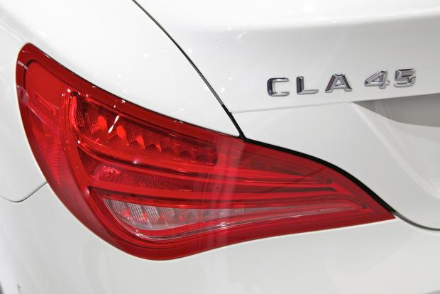 2014 Mercedes Benz CLA45 AMG: New York Auto Show featured image large thumb9
