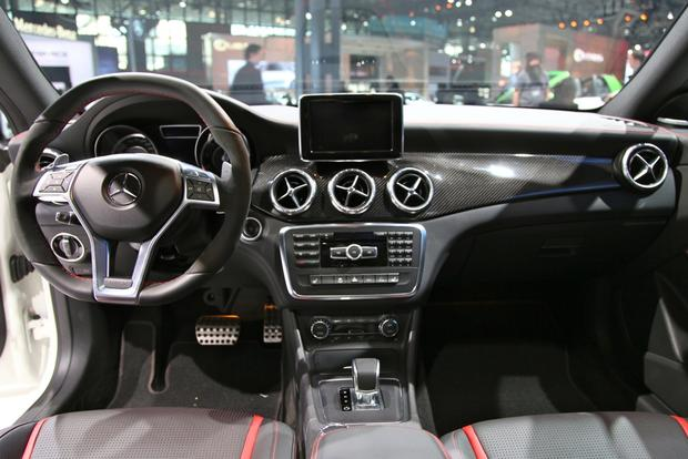 2014 Mercedes Benz CLA45 AMG: New York Auto Show featured image large thumb14
