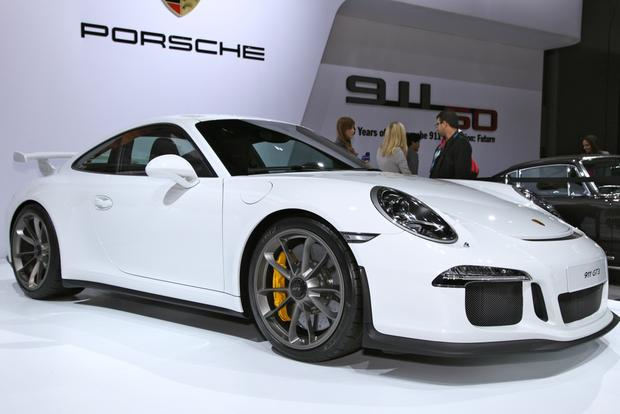 2014 Porsche 911 GT3: New York Auto Show featured image large thumb0