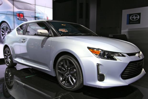 2014 Scion tC: New York Auto Show