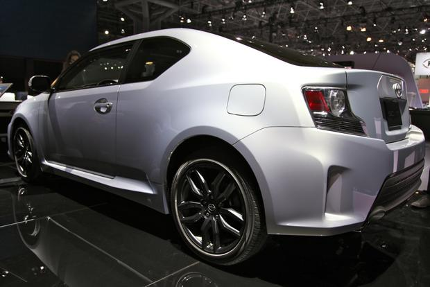 2014 Scion tC: New York Auto Show featured image large thumb2