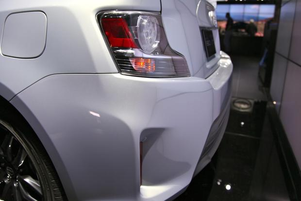 2014 Scion tC: New York Auto Show featured image large thumb4