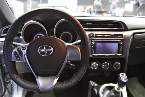 2014 Scion tC: New York Auto Show featured image large thumb8