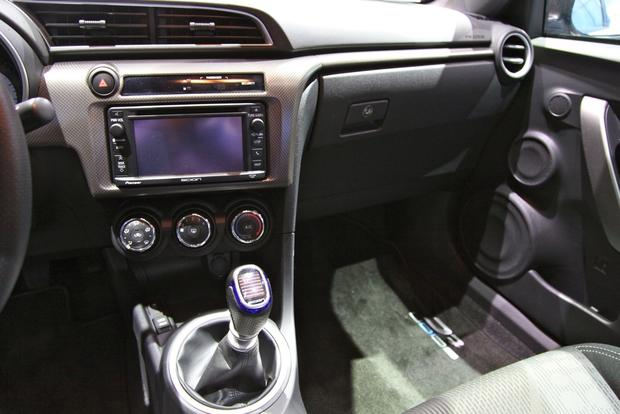 2014 Scion tC: New York Auto Show featured image large thumb10