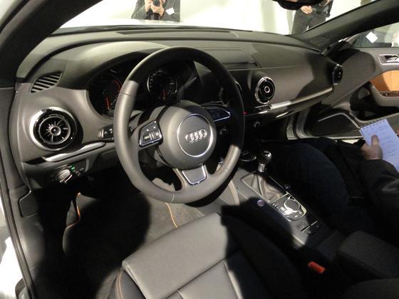 2015 Audi A3 Sedan: New York Auto Show featured image large thumb1