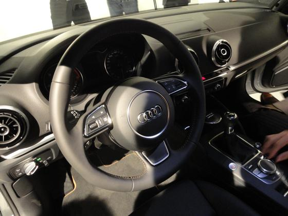 2015 Audi A3 Sedan: New York Auto Show featured image large thumb3