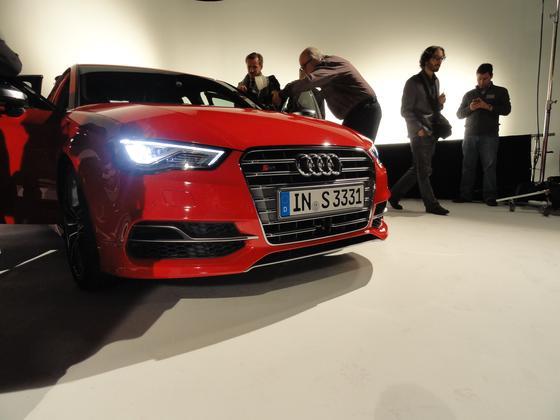 2015 Audi A3 Sedan: New York Auto Show featured image large thumb4