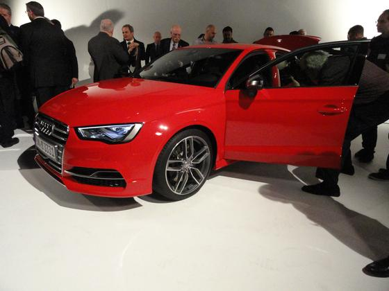 2015 Audi A3 Sedan: New York Auto Show featured image large thumb7
