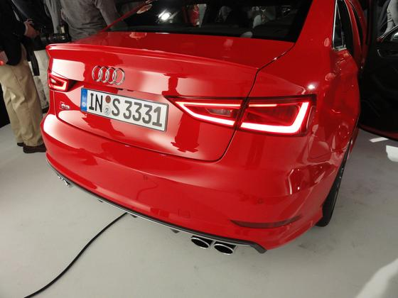 2015 Audi A3 Sedan: New York Auto Show featured image large thumb9