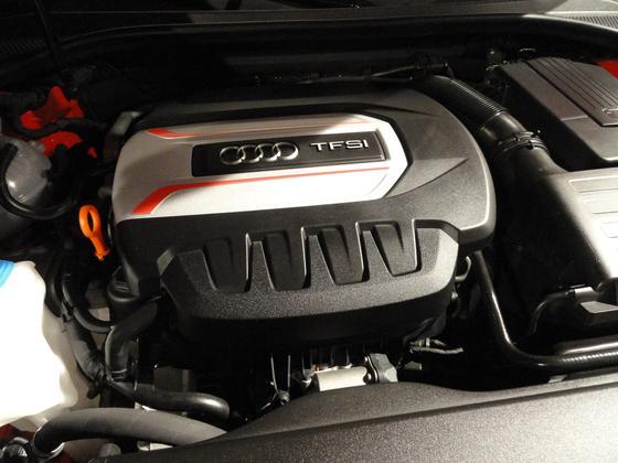 2015 Audi A3 Sedan: New York Auto Show featured image large thumb14