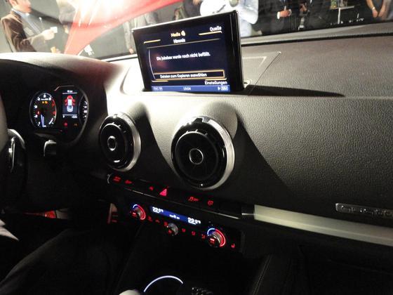 2015 Audi A3 Sedan: New York Auto Show featured image large thumb15