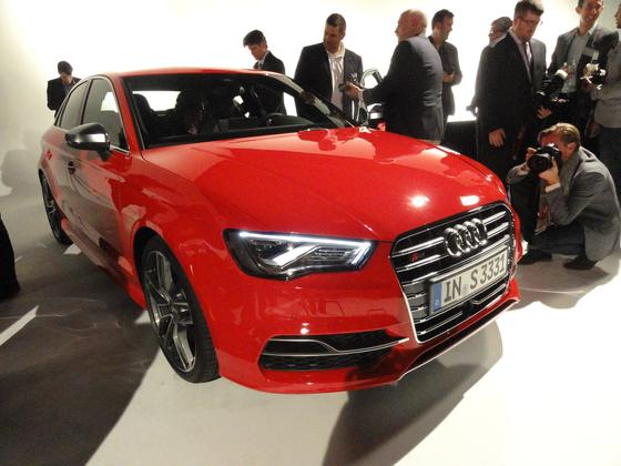 2015 Audi A3 Sedan: New York Auto Show featured image large thumb23
