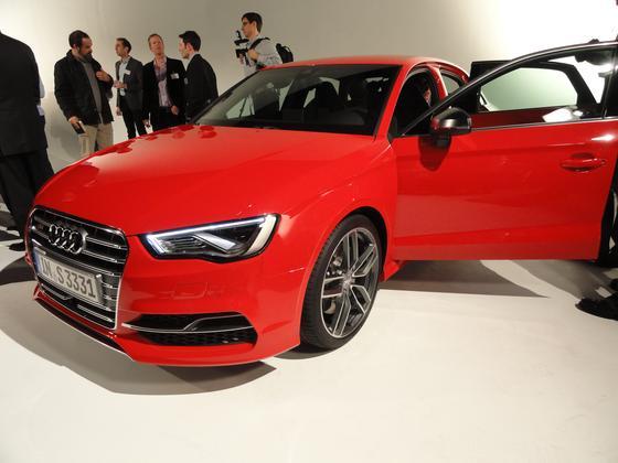 2015 Audi A3 Sedan: New York Auto Show featured image large thumb24
