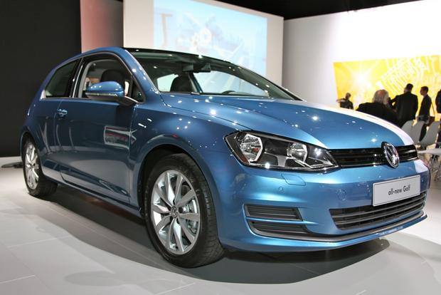 2015 Volkswagen Golf: New York Auto Show featured image large thumb1