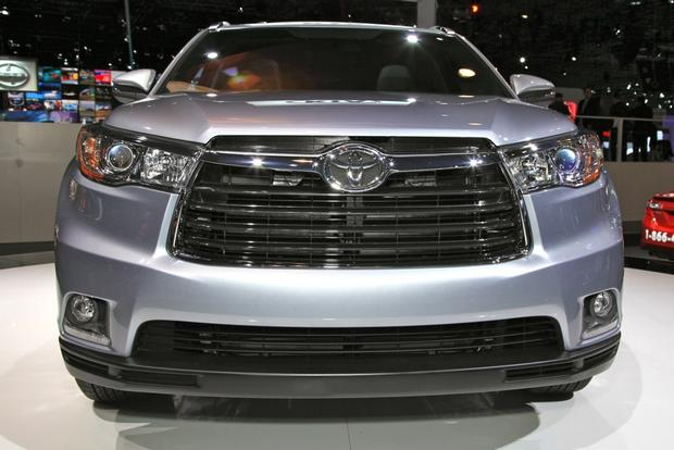 2014 Toyota Highlander: New York Auto Show featured image large thumb1