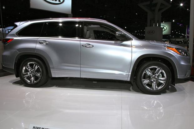 2014 Toyota Highlander: New York Auto Show featured image large thumb4