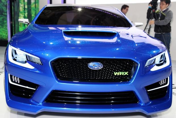 Subaru WRX Concept: New York Auto Show featured image large thumb3