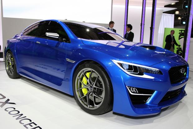 2014 Subaru WRx: New york auto show featured image large thumb5