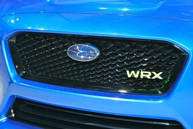 2014 Subaru WRx: New york auto show featured image large thumb8