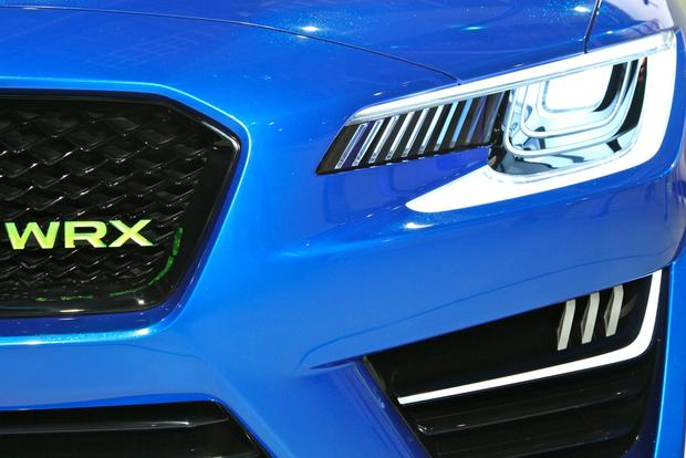 2014 Subaru WRx: New york auto show featured image large thumb9