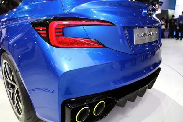 2014 Subaru WRx: New york auto show featured image large thumb12