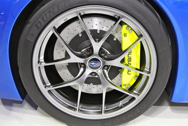 2014 Subaru WRx: New york auto show featured image large thumb17
