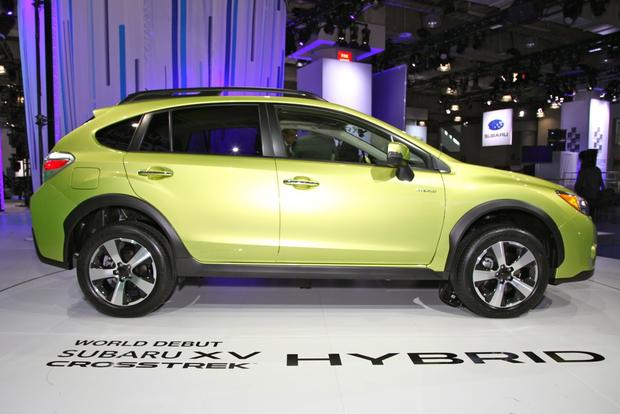 2014 Subaru XV Crosstrek Hybrid: New York Auto Show featured image large thumb0