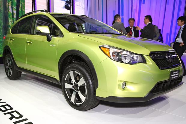 2014 Subaru XV Crosstrek Hybrid: New York Auto Show featured image large thumb1
