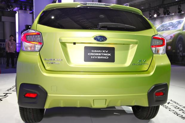 2014 Subaru XV Crosstrek Hybrid: New York Auto Show featured image large thumb3