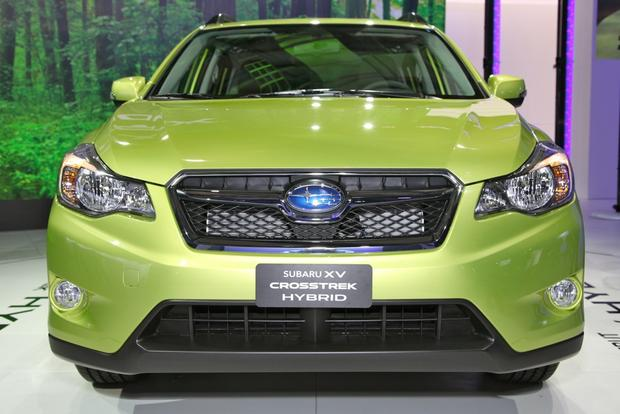 2014 Subaru XV Crosstrek Hybrid: New York Auto Show featured image large thumb4