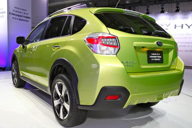 2014 Subaru XV Crosstrek Hybrid: New York Auto Show featured image large thumb5