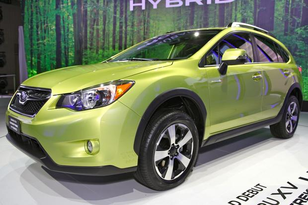 2014 Subaru XV Crosstrek Hybrid: New York Auto Show featured image large thumb6