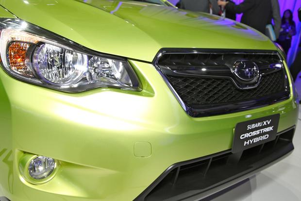 2014 Subaru XV Crosstrek Hybrid: New York Auto Show featured image large thumb8