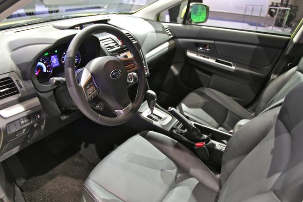 2014 Subaru XV Crosstrek Hybrid: New York Auto Show featured image large thumb11