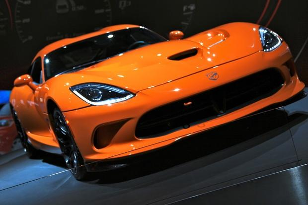 2014 SRT Viper TA: New York Auto Show