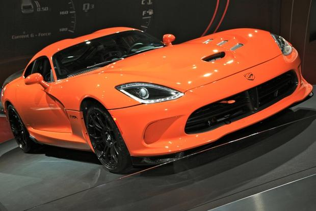2014 SRT Viper TA: New York Auto Show featured image large thumb1