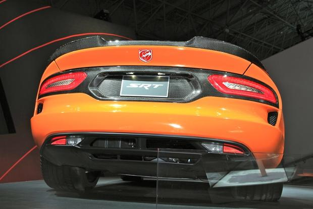 2014 SRT Viper TA: New York Auto Show featured image large thumb6