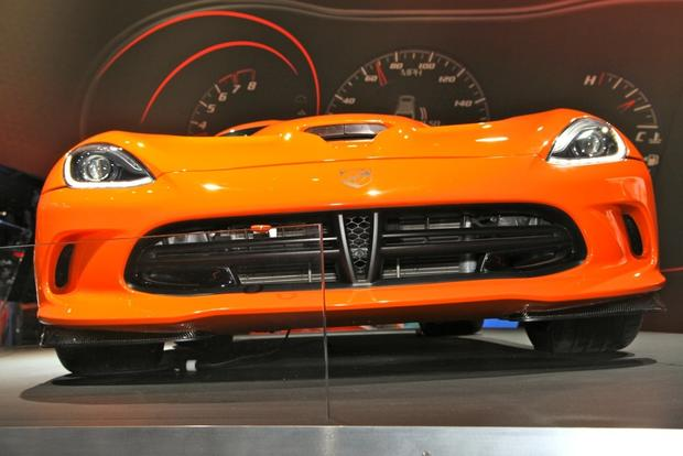 2014 SRT Viper TA: New York Auto Show featured image large thumb7