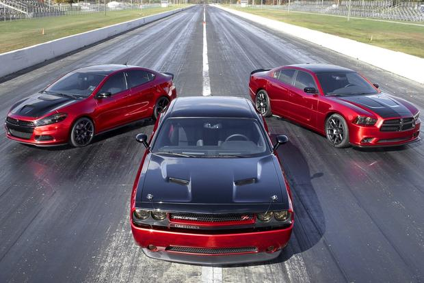 Dodge Dart, Challenger and Charger Scat Packages: SEMA Show featured image large thumb0