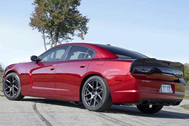 Dodge Dart, Challenger and Charger Scat Packages: SEMA Show featured image large thumb5