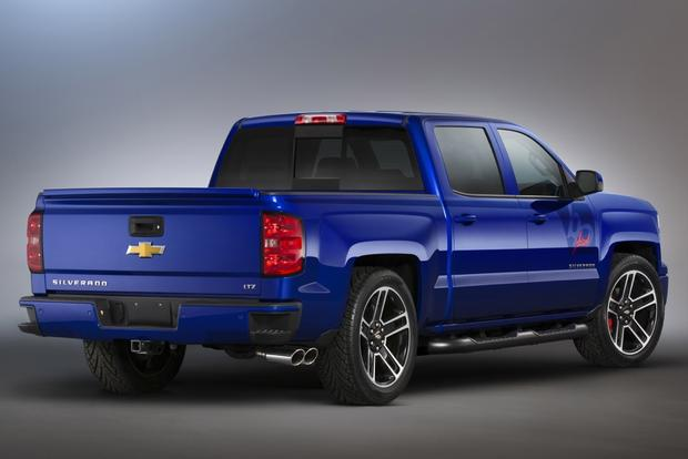 2014 Chevrolet Silverado Concepts: SEMA Show featured image large thumb7
