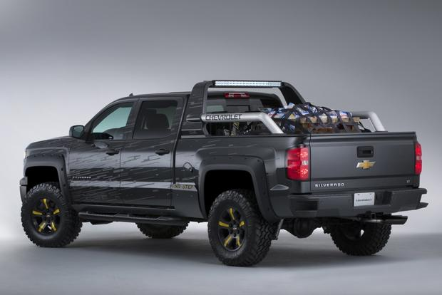 2014 Chevrolet Silverado Concepts: SEMA Show featured image large thumb4